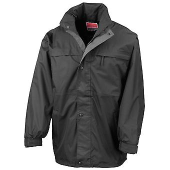 Result Unisex Mens and Womens Winter Multi Function Midweight Waterproof Jacket