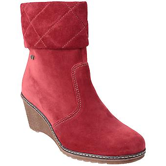 Cotswold Womens/Ladies Cornwell Waterproof Zip up Fashion Ankle Boots