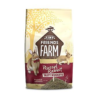 Supreme Tiny Friends Farm Russel Rabbit Tasty Nuggets Food 10kg