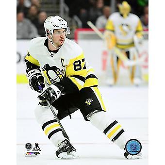 Sidney Crosby 2017-18 handling fotoutskrift
