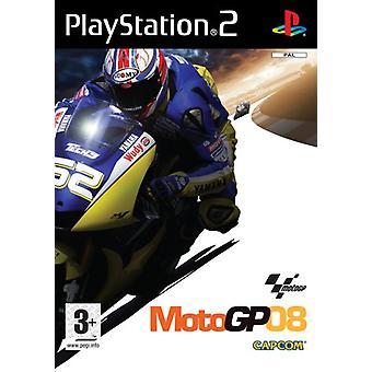 MotoGP 08 (PS2) - Usine scellée
