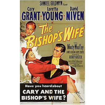 The Bishops Wife Movie Poster (11 x 17)