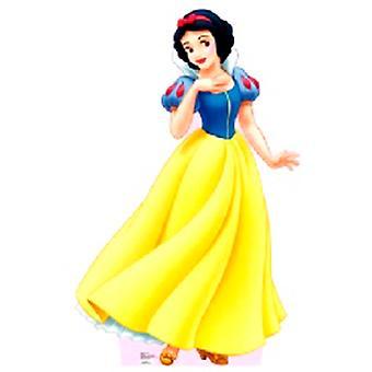 Snow White Cardboard Cutout