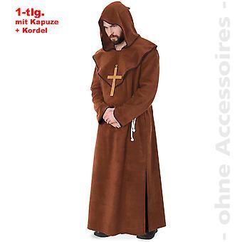 Traje de hombre de padre de los hombres del traje de monje Monasterio Kutte Fraile