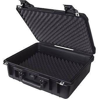 Ausrüstung case Schutzkoffer L (L x b x H) 430 x 380 x 154 mm