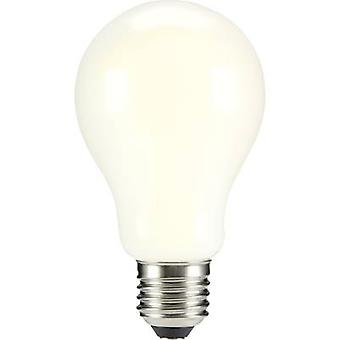 Sygonix LED E27 Arbitrary 8 W = 68 W Warm white (Ø x L) 67 mm x 118 mm EEC: A++ Filament 1 pc(s)