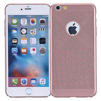 Handy Hülle für Apple iPhone 6 / 6s Schutzhülle Case Tasche Cover Etui Pink
