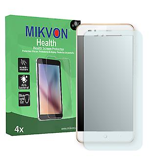 ZTE Blade A612 Screen Protector - Mikvon Health (Retail Package with accessories)