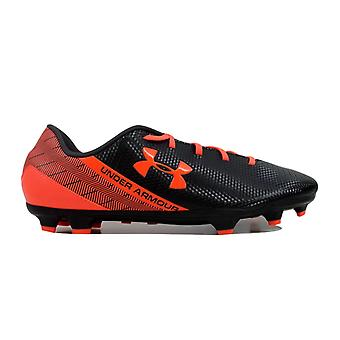 Under Armour SF Flash FG nero/rosso 1256746-002-uomo