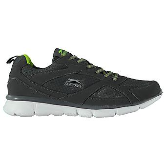 Slazenger Mens Zeal Trainers Runners Lace Up Breathable Lightweight Everyday