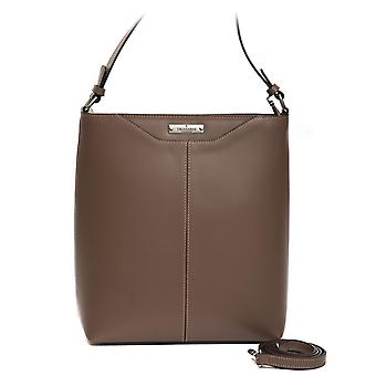 Trussardi high quality handbag ladies Brown