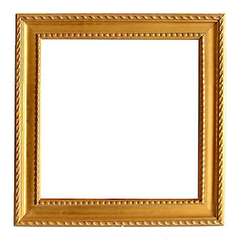 25x25 cm eller 10x10 tum, fotoram i guld