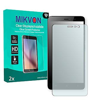 Xiaomi Redmi Note 3 Pro Screen Protector - Mikvon Clear (Retail Package with accessories)