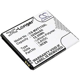 X-longer HC60 spare battery ACCU battery replace battery battery for Motorola C plus XT1723