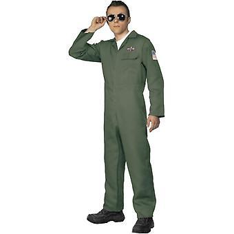 Flieger Kostüm, Brust 38