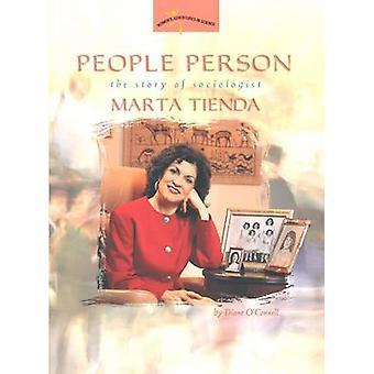 Pessoas de pessoa - a história do sociólogo Marta Tienda por Diane O'Conne