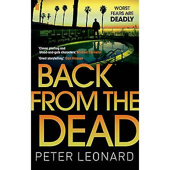 Back from the Dead (Main) by Peter Leonard - 9780571271528 Book