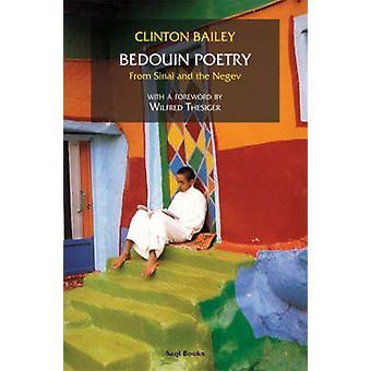 Poésie bédouine - Sinai et le Néguev par Clinton Bailey - 97808635