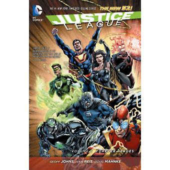 Justice League - Volume 5 - Forever Heroes (52nd Revised edition) by Iv
