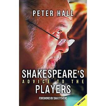 Shakespeare Tipps für die Spieler von Peter Hall - 9781783190096 Buch