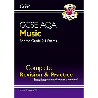 New GCSE Music AQA Complete Revision & Practice  - For the Grade 9-1
