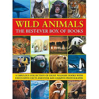 Wild Animals - The Best-ever Box of Books by Barbara Taylor - Michael