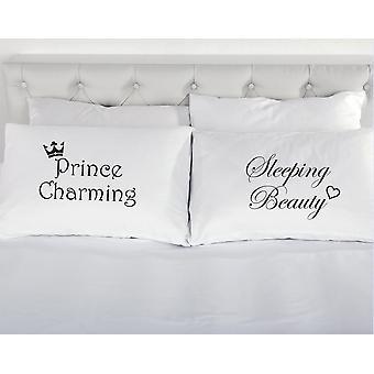 Prince Charming Sleeping Beauty Kissenbezüge