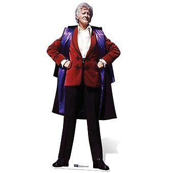 The 3rd Doctor Jon Pertwee Lifesize Cardboard Cutout / Standee