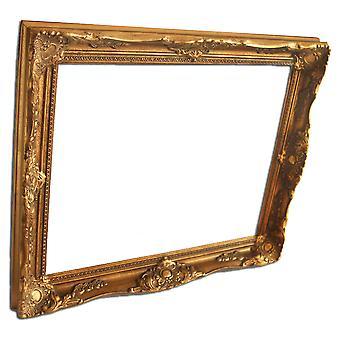 25 x 30 cm eller 10 x 12 tommer, foto rammen i gull