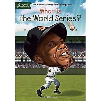 Vad är World Series? (Vad var...?)