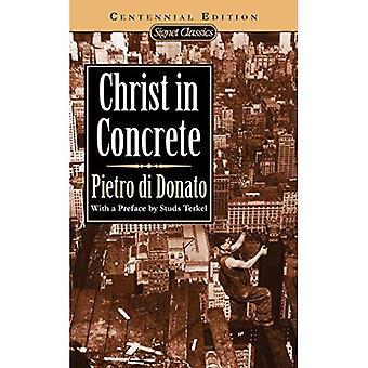 Kristus i betong: en roman (Signet Classics)