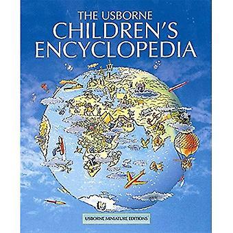 Encyklopedia dla dzieci mini (Mini Usborne Classics)