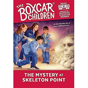 The Mystery at Skeleton Point (Boxcar Children)