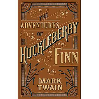 Adventures of Huckleberry Finn the (Barnes Noble Flexibound Editio) (Barnes & Noble Flexibound Editions)