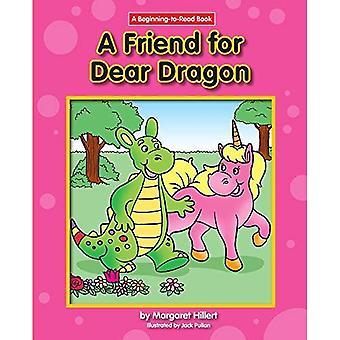 A Friend for Dear Dragon (Beginning-To-Read)