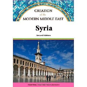 Syrien (skapandet av moderna Mellanöstern)