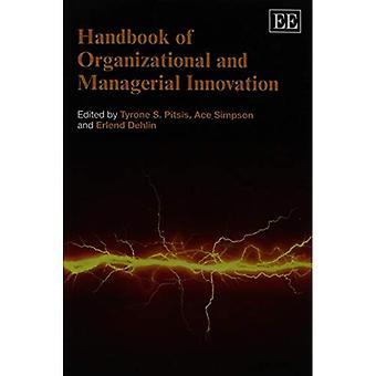 Manuale di innovazione organizzativa e manageriale