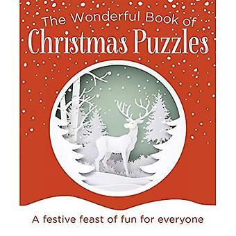Den underbara boken av jul pussel (Jumbo flexi pussel)