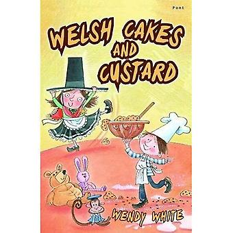 Welsh Cakes and Custard