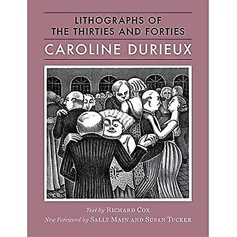 Caroline Durieux: Lithographs of the Thirties� and Forties