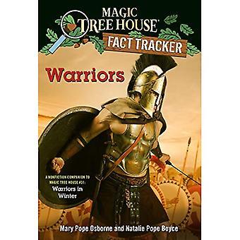 Guerreiros: Um companheiro de não-ficção, a casa da árvore mágica #31: guerreiros no inverno (Mth fato Tracker)