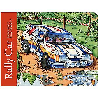 Rally Car [Board book]