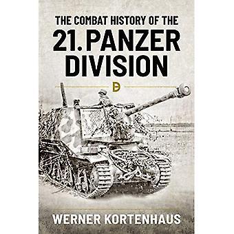L'histoire de Combat de la 21e Panzerdivision 1943-45