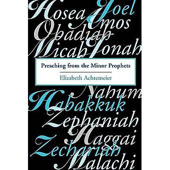 Preaching from the Minor Prophets by Achtemeier & Elizabeth Rice