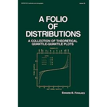 A Folio of Distributions A Collection of Theoretical QuantileQuantile Plots by Fowlkes & E.