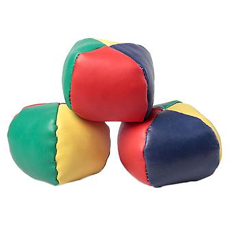 Traditional Set of 3 Juggling Balls Set