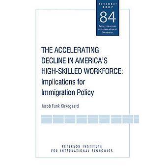 The Accelerating Decline in America's High-skilled Workforce - Implica