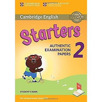 Cambridge English Young Learners 2 for Revised Exam from 2018 Starter
