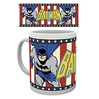 DC Comics Batman Vintage Boxed Trink Becher