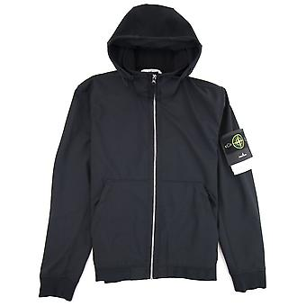 Stone Island Soft Shell-R Jacket Black